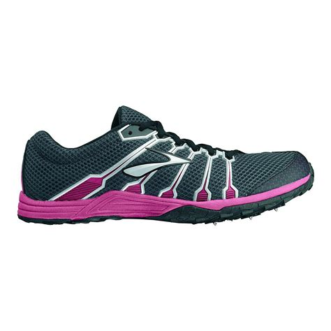 cross shoes for running womens mach 9 cross country spike at road runner sports