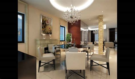 hall  dining room fully furnished  marble floor