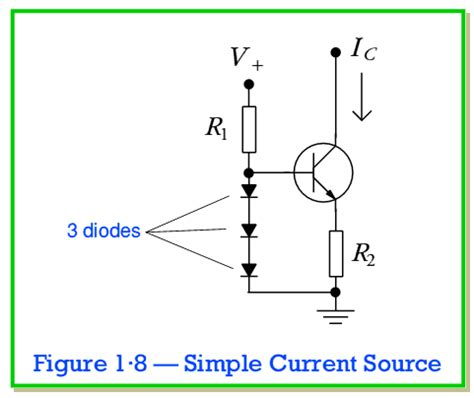 20ma constant current diode how can i convert 0 5 voltage source to 0 20ma steady current source using op s yahoo answers
