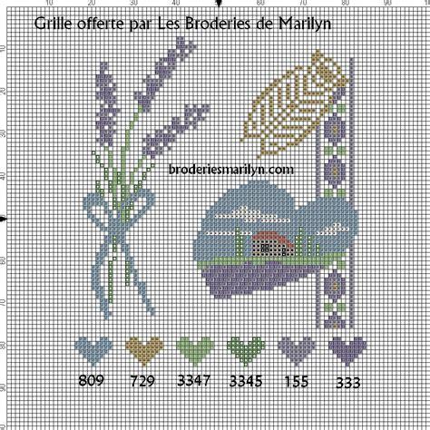 D M C Broderie Grilles Gratuites by Mes Grilles Gratuites Amies Brodeuses C