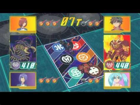 Komik Bakugan Battle Brawlers bakugan battle brawlers episode 6