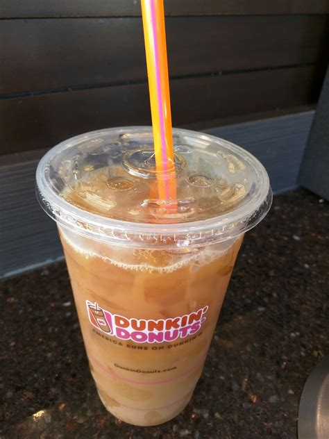 Iced Coffee Dunkin Donuts dunkin donuts the drinks julie s dining club