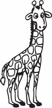 giraffe coloring page giraffe coloring pages coloring pages to print