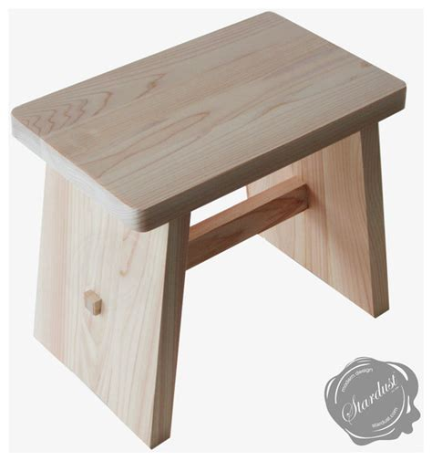 japanese wooden bath stool osen bath stool in hinoki