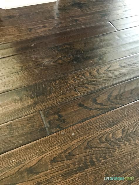 how to clean hardwood floors life on virginia street