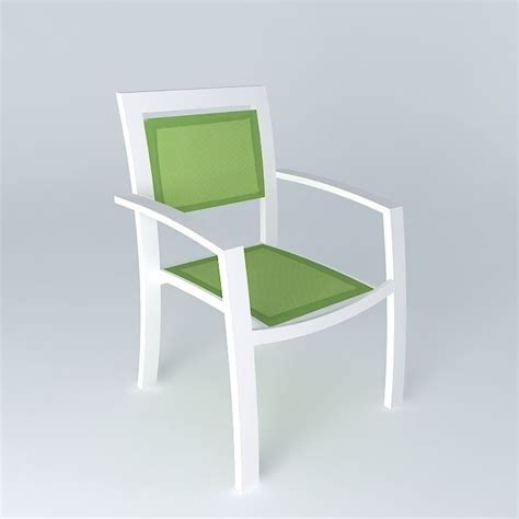 Armchair Hawaii by Green Armchair Hawaii Houses The World 3d Model Max Obj