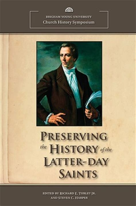 Latter Day Saints Records Preserving The History Of The Latter Day Saints Deseret Book