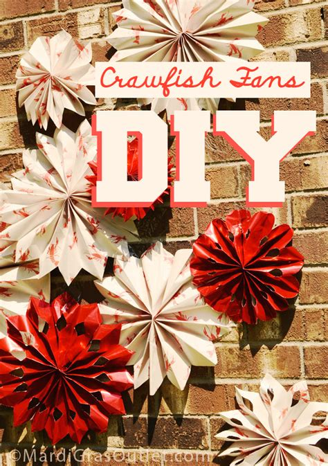 Crawfish Boil Decorations by Ideas By Mardi Gras Outlet Diy Decorations