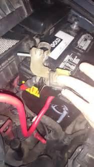 Hyundai Sonata Battery Problems 2001 Hyundai Sonata 2 4l Where Can I Find This Battery