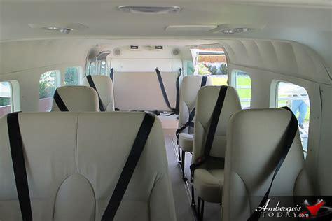 Breaking Caravan Interior by Tropic Air Adds Two New Cessna Caravans To Fleet