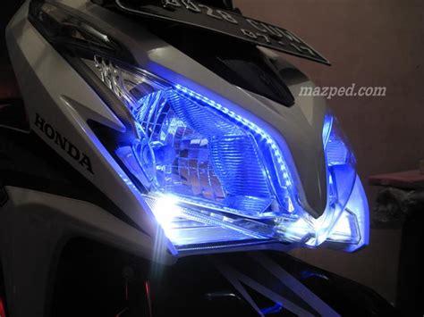 Lu Alis Vario 125 2014 new honda vario 125 cbs iss indonesia