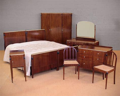 art deco bedrooms photos art deco bedroom suite c 1930 antiques atlas