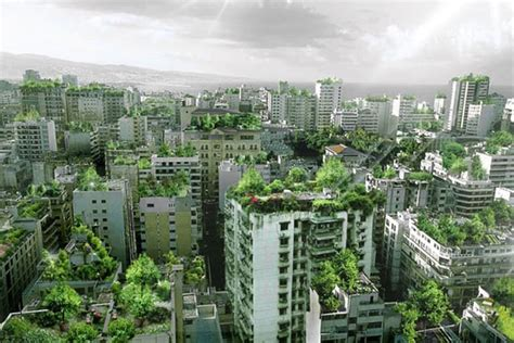 Vision World Garden City by Greener Cities Are Coming