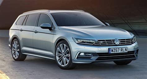 volkswagen passat 2018 2018 vw passat gets more standard features 163 22 605