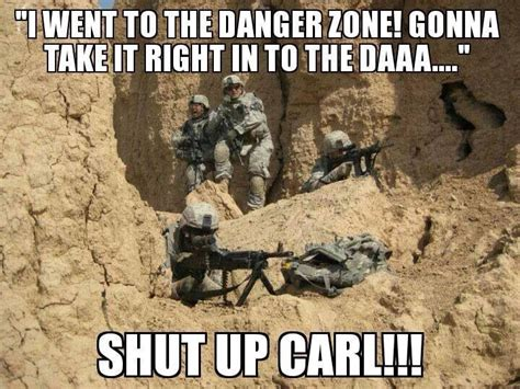 Shut Up Carl Meme - 177 best stfu carl images on pinterest funny military