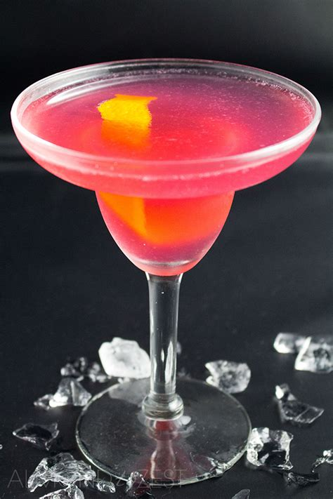 Cosmopolitan Mixed Drinks