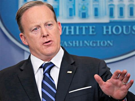 sean spicer no camera spicer on allegations against trump all allegations