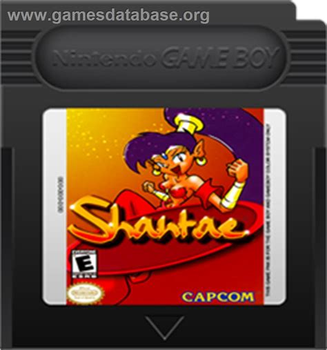 shantae gameboy color shantae boy color wallpaper