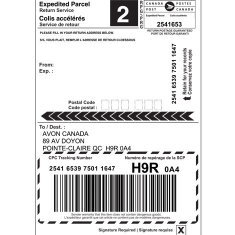 Post Etiketten by Print Canada Post Shipping Labels Via Woocommerce
