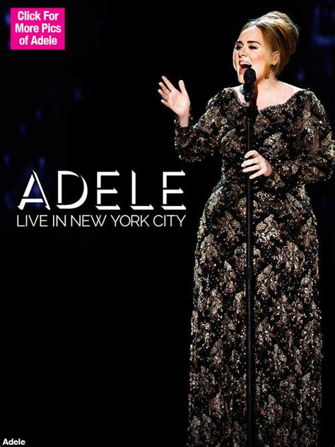 ny live adele live in new york city live nbc