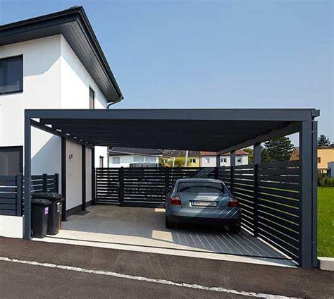 Aluminium Carport by Carports Aus Aluminium Aluz 228 Une Kollarits