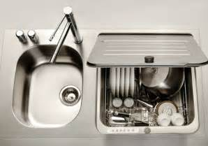 in sink dishwasher shoebox dwelling finding comfort