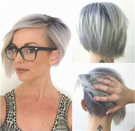 haircut bob undercut 15 shaved bob hairstyles ideas bob hairstyles 2017