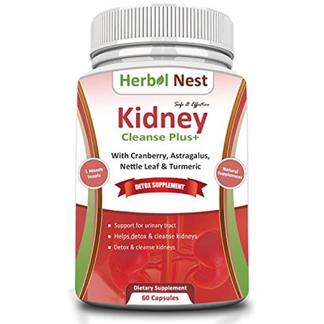 Detox Signs Urine kidney cleanse plus detox formula for kidney urinary