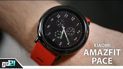 Amazfit Pace amazfit pace unboxing review