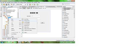 tutorial netbeans lengkap terbaru naning destanti tutorial lengkap membuat aplikasi parkir