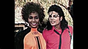 Vanity Ranch Michael Jackson And Whitney Houston At Neverland Rare