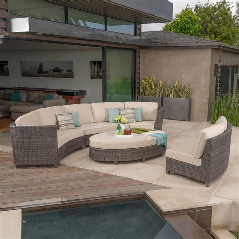 mission kingston patio furniture kingston 10pc seating