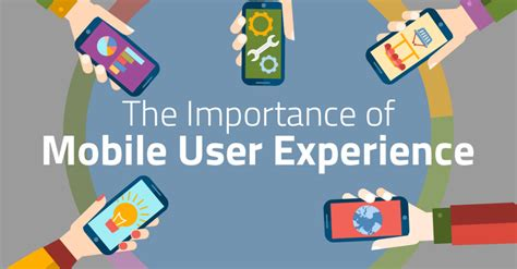 mobile user experience the importance of the mobile user experience