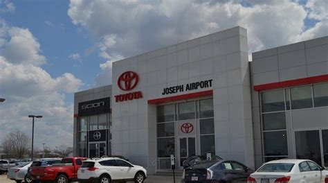 Dayton Toyota Dealers The Joseph Airport Toyota Dealership Is Located At 1180 W