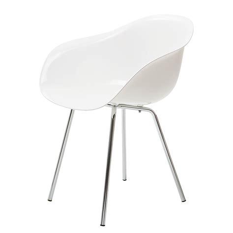 stuhl weiß mit armlehne k 252 chenstuhl kunststoff bestseller shop f 252 r m 246 bel und