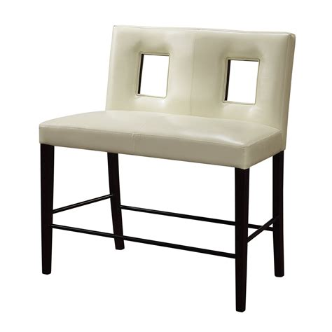 bar stool benches global furniture dg072bn b bar stool bench atg stores