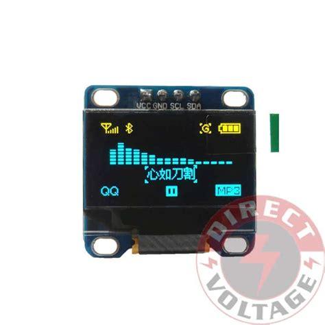 Oled 2828 Color Display Module 0 96 quot i2c iic 128x64 led oled lcd display module arduino