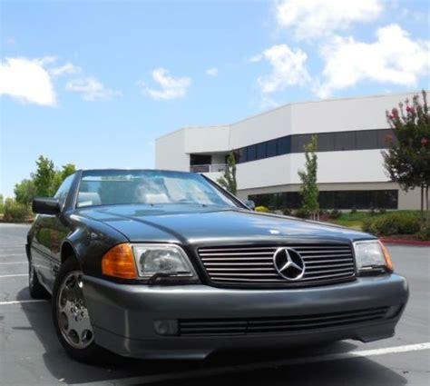 small engine repair training 1993 mercedes benz 500sl seat position control purchase used 2005 mercedes sl500 sl 500 damaged wrecked rebuildable salvage low reserve 05