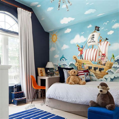 pirate wall murals popular pirate wall mural buy cheap pirate wall mural lots