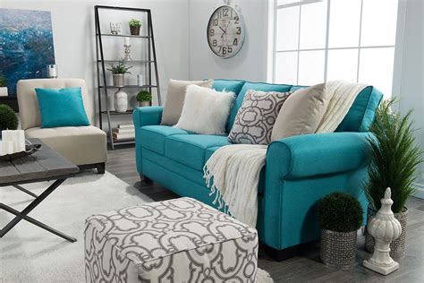 Teal And White Living Room Ideas by How I Design A Room Win 2500 In Custom Furniture The