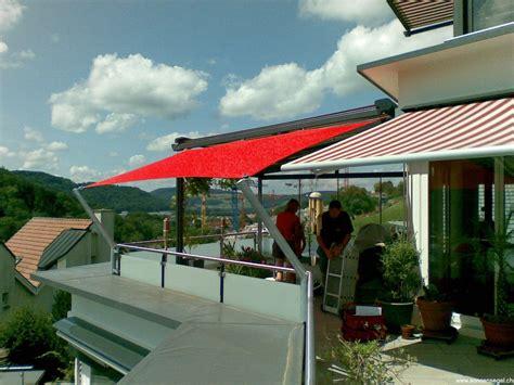 sonnensegel für terrasse sichtschutz terrasse facher kreative ideen f 252 r ihr