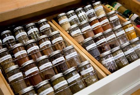 Spice Drawer by Complete Kitchen Remodel Leite S Culinaria