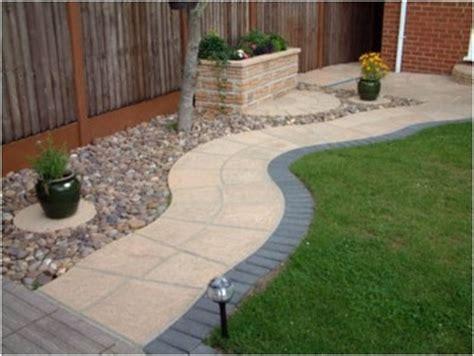 Paved Gardens Designs Ideas Garden Paving Design Ideas