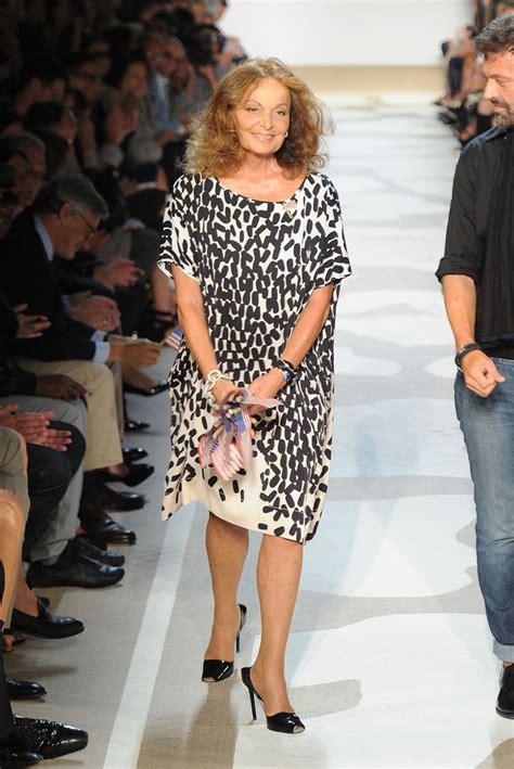 Fashion Week Diane Furstenberg by Diane Furstenberg In Diane Furstenberg Runway