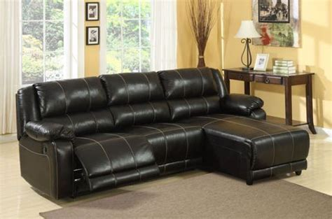 Leather Sectional Chaise Lounge With Recliner Faux Leather Sectional Sofas With Recliners And Chaise