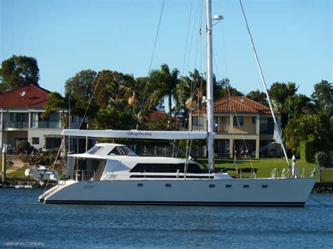 catamaran company australia crowther 57 for sale catamaran company
