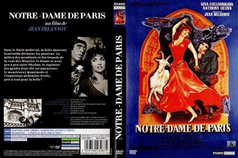Dvd Notre Dame De jaquette dvd de notre dame de 1956 v2 cin 233 ma