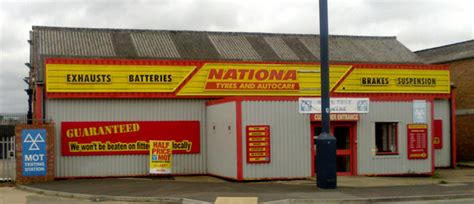 Car Tyres Portsmouth by Tyres Portsmouth Exhausts Mot Servicing National