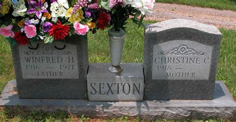 christine sexton obit
