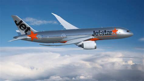 Jetstar Customer Letter jetstar flies 787 low cost route flight journal